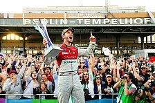 Formel E Berlin 2019: Rennstart wegen Fußball-Marathon verlegt
