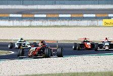 ADAC Formel 4: Lawson feiert zweiten Sieg auf dem Lausitzring