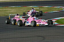 ADAC Formel 4 - Lausitzring: Rookiesieg für Mücke Motorsport