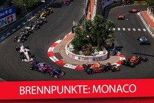 Formel 1, Monaco: Die heißesten Fragen vor dem Saisonhighlight