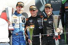 Podium für Patric Niederhauser in Blancpain Endurance Series