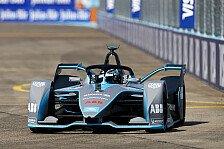 Formel E 2018: Testfahrten wieder in Valencia