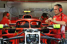Formel 1 Monaco: Ferrari rüstet Spiegel wegen Verbot zurück