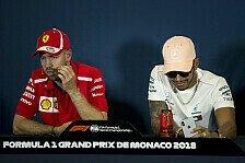 Formel 1 Monaco 2018: Ticker-Nachlese zum Mittwoch