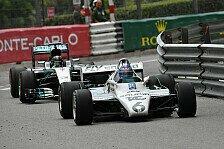 Formel 1 Monaco 2018: Keke und Nico Rosberg zurück in WM-Autos