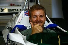 Formel 1 - Video: Formel 1 Monaco: Nico Rosbergs kurze Mercedes-Rückkehr