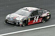 NASCAR Michigan: Abbruch-Sieg für Clint Bowyer in Runde 133