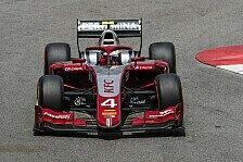 Formel 2 Frankreich: De Vries mit Sonntagssieg - Günther 11.
