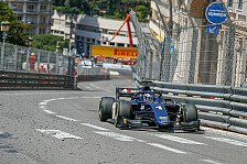 Formel 2 Monaco: Fuoco siegt in Monaco - Günther in den Top-8