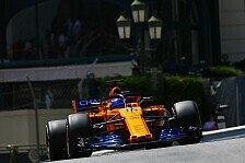 Formel 1, Alonso: McLarens Monaco-Quali mit Münzwurf gerettet