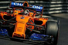 Formel 1, Vandoorne: Statistik lügt, bin auf Alonso-Niveau
