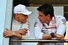 Valtteri Bottas Interview: Endlich längeren Mercedes-Vertrag