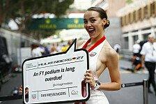 Formel 1 Monaco 2018: Darum gab es das Grid Girl Comeback