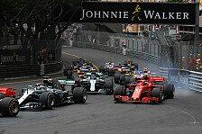 Formel 1 Monaco, Räikkönen: Rennen lahm, WRC-Gerüchte ein Witz