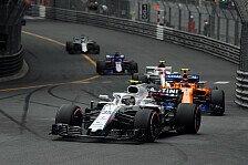 Verdrehte Williams-Welt: Schrecklicher Tag vs. gutes Rennen