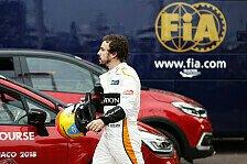 Formel 1, Alonso klagt: Monaco 2018 langweiligstes Rennen ever