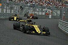 Formel 1: Hülkenberg & Sainz im Tag Team gegen Verstappen