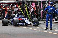 Formel 1 Monaco: Leclerc entschuldigt sich nach Hartley-Crash