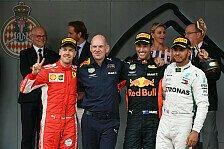 Formel 1 2018: Monaco GP - Podium