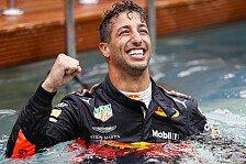 Formel 1 2018: Monaco GP - Sonntag