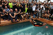 Formel 1, Monaco: Lets finish this s***! - Die besten Sprüche