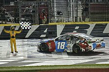 NASCAR: Fotos Rennen 13 - Charlotte Motor Speedway Night Race