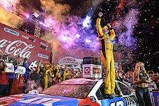 NASCAR Charlotte: Kyle Busch Show beim 600 Meilen Marathon