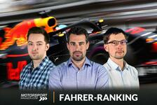 Formel 1, Fahrer-Ranking: Daniel Ricciardo ist Mister Monaco