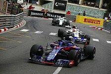 Formel 1, Leclerc nach Monaco gefrustet: Von Hartley blockiert