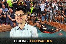 Formel 1, Fehlings Fundsachen: Feuchtfröhliche Fürstentum-Orgie