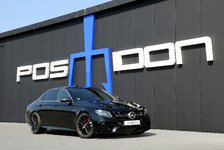 Posaidon macht den Mercedes E63 zum 880 PS-Monster