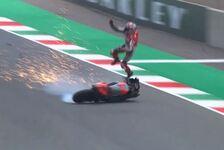 Pirros Horror-Crash in Mugello: Das sagen seine MotoGP-Kollegen