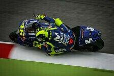 MotoGP Mugello 2018: Valentino Rossi auf Pole Position