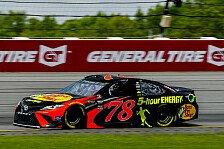 NASCAR Pocono: Champion Martin Truex Junior siegt zum 2. Mal
