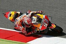 Marc Marquez: Lieber Sechster, als Rossi etwas lernen lassen