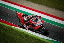 MotoGP Mugello 2018: Jorge Lorenzo siegt, Crash von Marquez