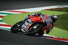 Andrea Dovizioso: Müssen weiter auf Marquez aufholen