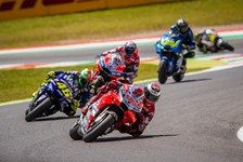MotoGP-Analyse: So dominant war Ducati in Mugello