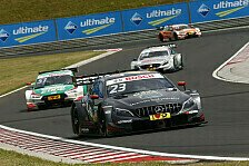DTM Brands Hatch 2018: Doppel-Pole für Mercedes im Qualifying