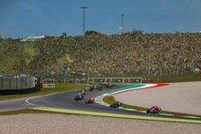 Die MotoGP wird zu schnell für Mugello