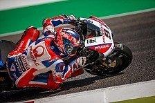 Danilo Petrucci nach Ducati-Deal: Von hinten nach vorn gekämpft