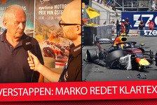 Formel 1, Marko exklusiv: Max Verstappen muss Ehrgeiz bändigen