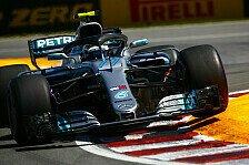 Formel 1 Kanada: Bottas schrammt vorbei an Pole - wegen Motor?