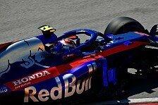 Formel 1 Kanada: Erste Motoren-Strafe für Honda 2018