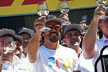 F1, Kanada: Alonso hat Gedächtnislücken - Die besten Sprüche