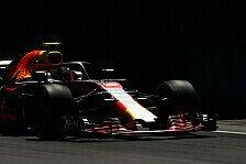 Formel 1 Kanada: Verstappen in Qualifying-Probe vor Vettel