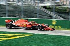 Formel 1, Kanada: Vettel hauchdünn auf Pole, Hamilton patzt