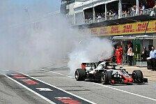 Formel 1 Kanada, Grosjean lacht Defekt weg: War Tier noch drin?
