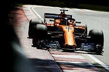 Formel 1, Alonso trotzt Debakel: Alles noch besser als 2017