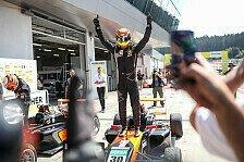 ADAC Formel 4: Lawson holt dritten Saisonsieg in Spielberg